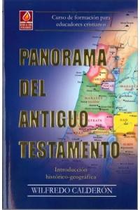 Panorama Del Antiguo Testamento -  - Calderón, Sr. Wilfredo