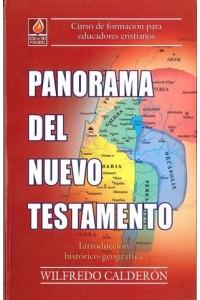 Panorama del Nuevo Testamento -  - Calderón, Sr. Wilfredo