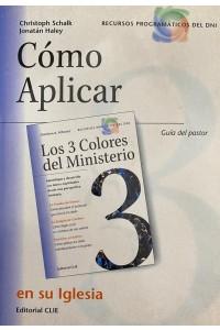 Como aplicar los colores del ministerio en su iglesia -
