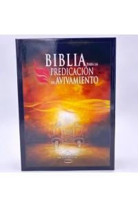Biblia para la predicacion de avivamiento RVR 1960 -