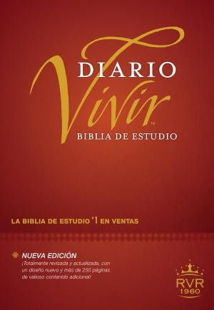 Biblia de Estudio del Diario Vivir RVR60: Life Application Study Bible RVR60