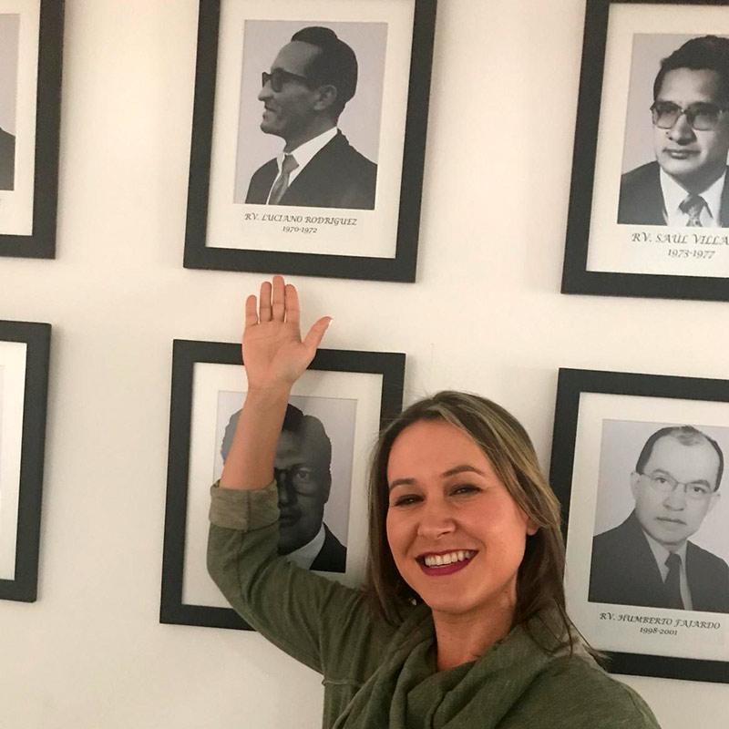 Eva Bello foto Luciano Rodríguez