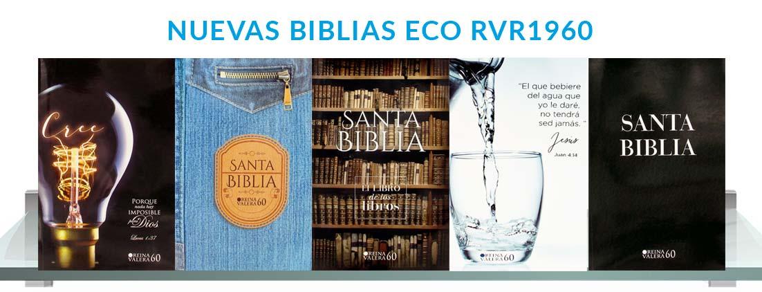 Biblias ECO RVR1960