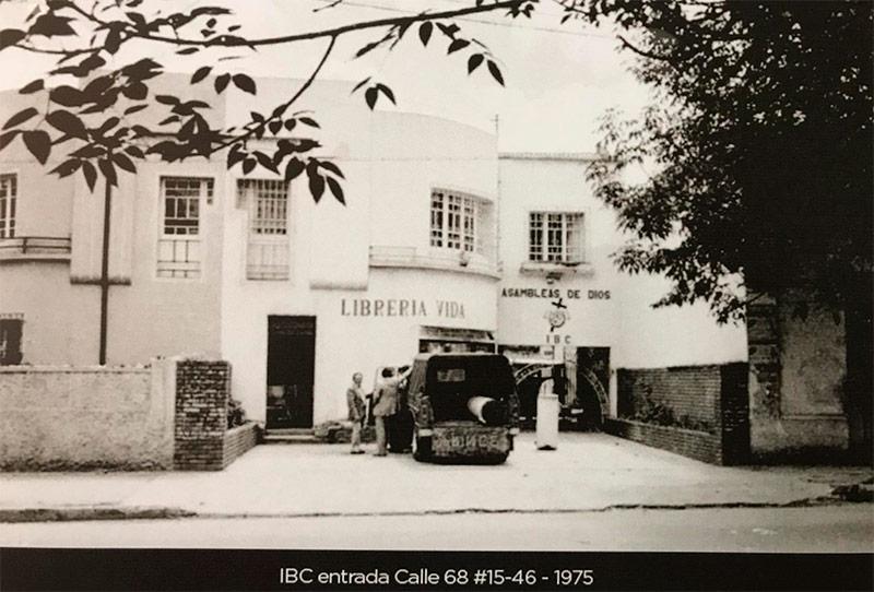 primera libreria Luciano Rodríguez