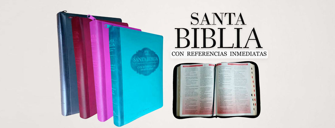 Biblias referencias inmediatas